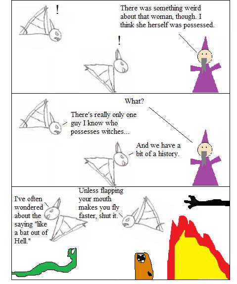 Damned Bats