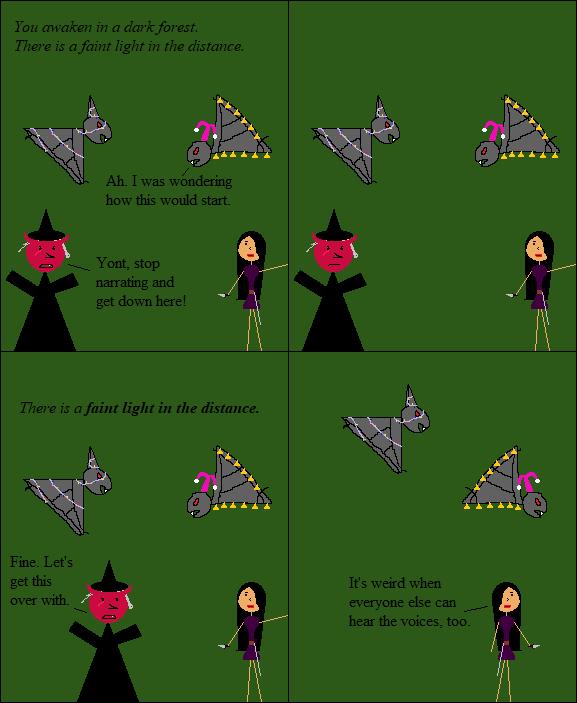 Manea finds all conversation weird, for instance.